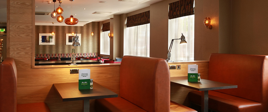 Holiday Inn Belfast City Centre - Booths