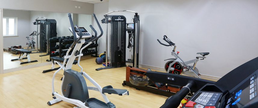 Holiday Inn Belfast City Centre - Gym