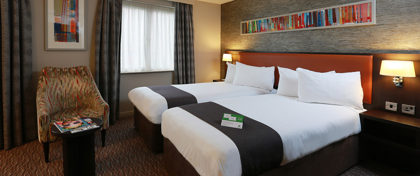 Holiday Inn Belfast City Centre - Twin Bedded