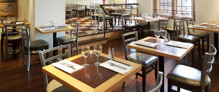 Holiday Inn Bexley - Restaurant Seating