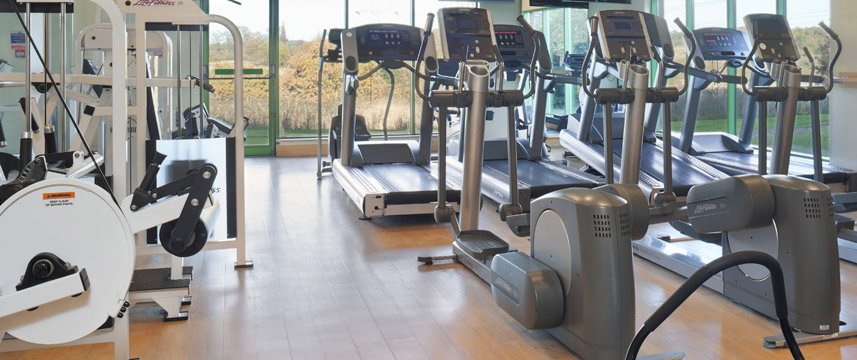 Holiday Inn Birmingham M6 Jct 7 - Gym