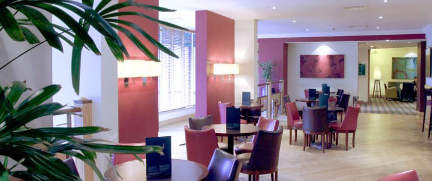 Holiday Inn Birmingham M6 Jct 7 - Lounge Area