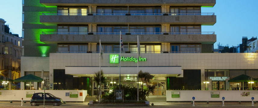 Holiday Inn Brighton Seafront - Exterior