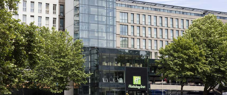 Holiday Inn Bristol City Centre - Exterior Facade