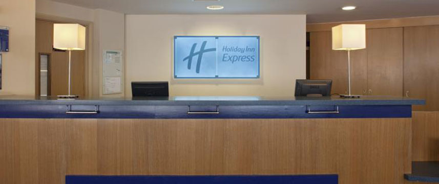 Holiday Inn Bristol City Centre - Reception