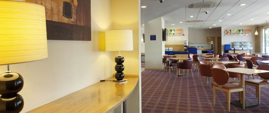 Holiday Inn Bristol City Centre - Restaurant