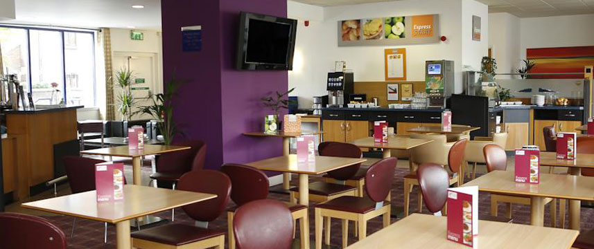 Holiday Inn Bristol City Centre - Restaurant Breakfast