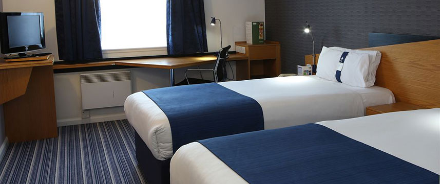 Holiday Inn Bristol City Centre - Twin Bed Room