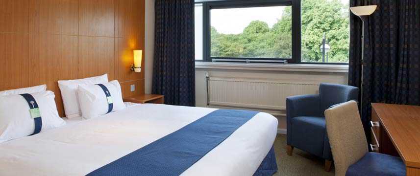 Holiday Inn Cardiff City Centre - Double Bed