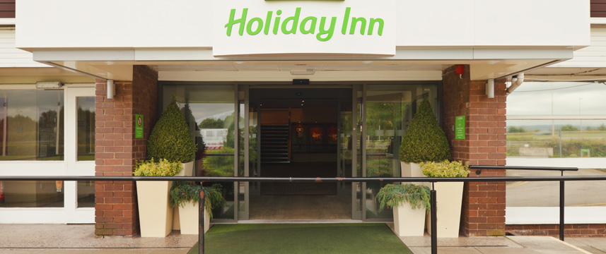 Holiday Inn Chester South - Exterior