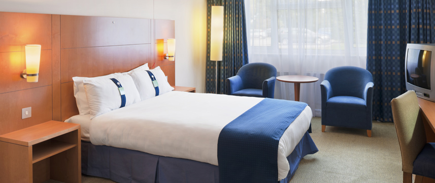 Holiday Inn Chester South - Guestroom