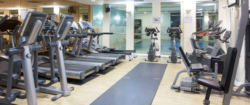 Holiday Inn Colchester - Gym