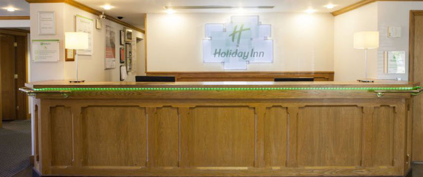 Holiday Inn Colchester - Reception