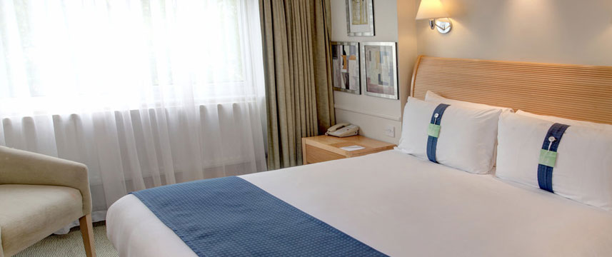 Holiday Inn Coventry M6 Jct 2 - Double Bedroom