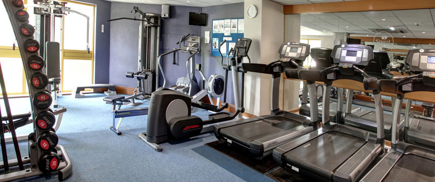 Holiday Inn Coventry M6 Jct 2 - Gym