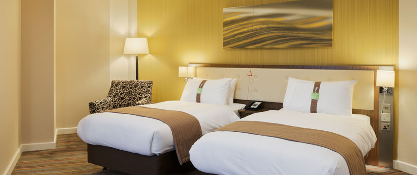 Holiday Inn Derby Riverlights - Guestroom