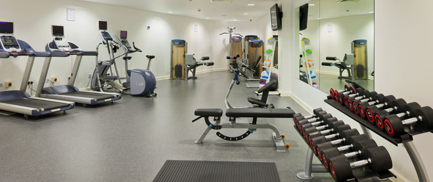 Holiday Inn Derby Riverlights - Gym