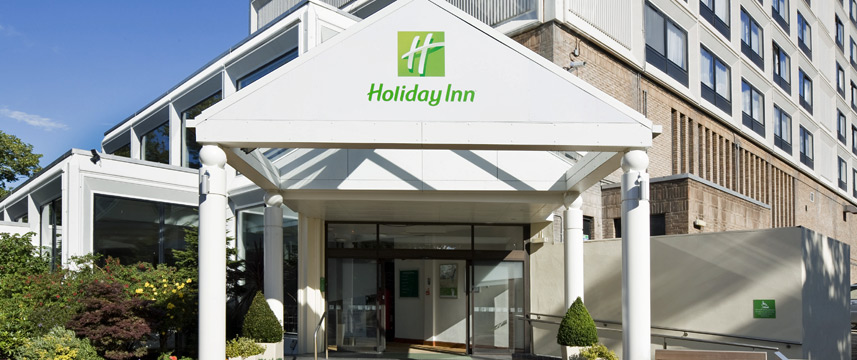 Holiday Inn Edinburgh City West Exterior
