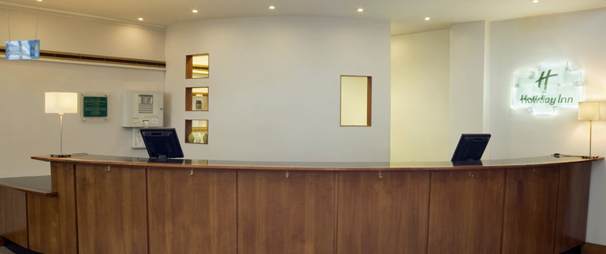 Holiday Inn Edinburgh City West Reception
