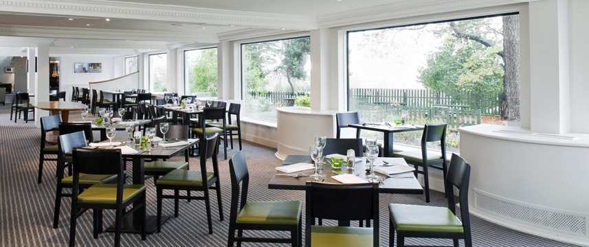 Holiday Inn Edinburgh City West - Restaurant