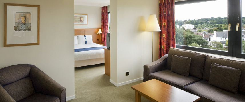 Holiday Inn Edinburgh City West Suite