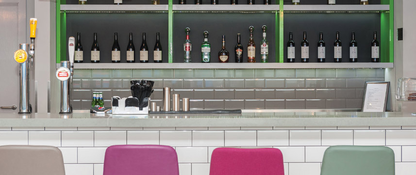 Holiday Inn Express Aberdeen Airport - Bar