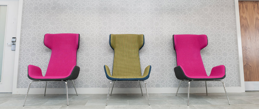 Holiday Inn Express Aberdeen Airport - Lobby Seating
