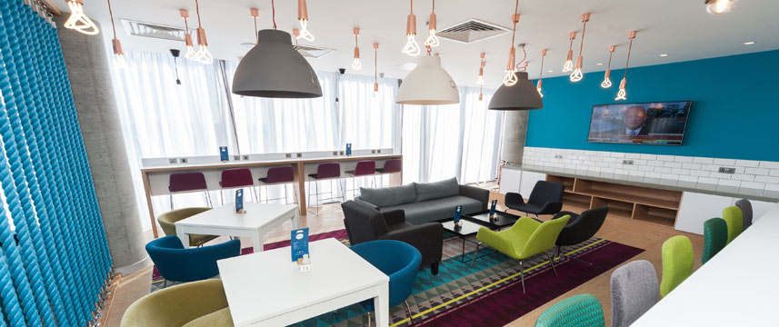 Holiday Inn Express Aberdeen Airport - Lounge