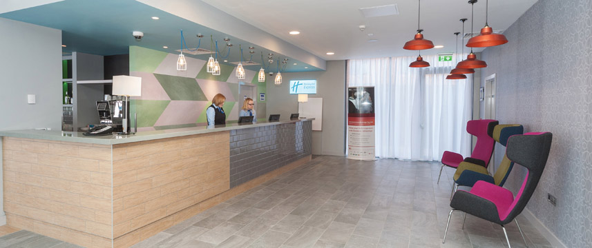 Holiday Inn Express Aberdeen Airport - Reception