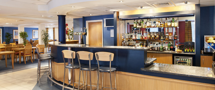 Holiday Inn Express Aberdeen City Centre - Hotel Bar