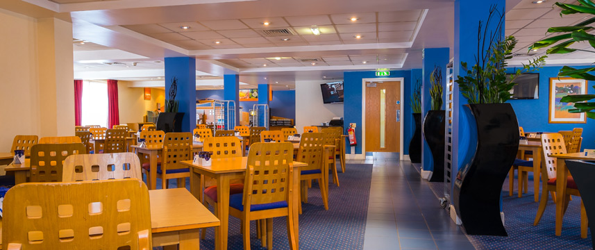 Holiday Inn Express Aberdeen City Centre - Hotel Restaurant