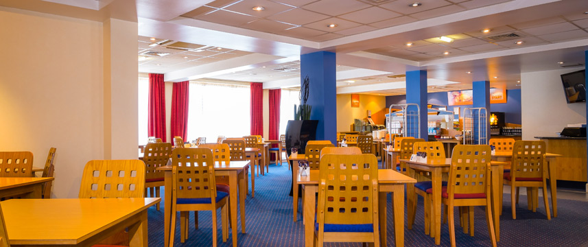 Holiday Inn Express Aberdeen City Centre - Restaurant Area