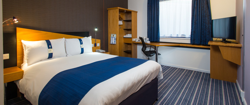 Holiday Inn Express Birmingham NEC - Guestroom