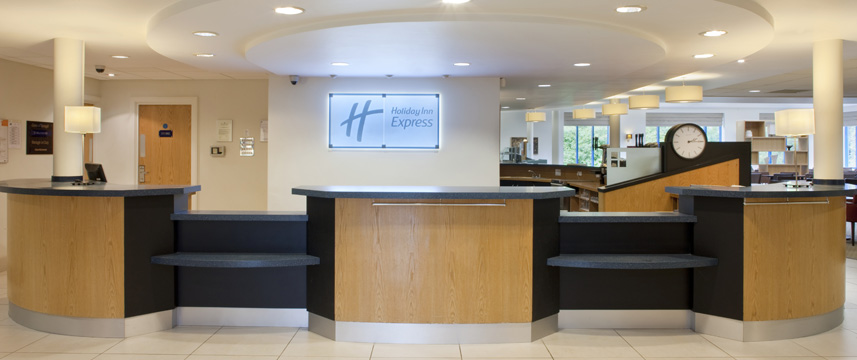 Holiday Inn Express Birmingham NEC - Reception