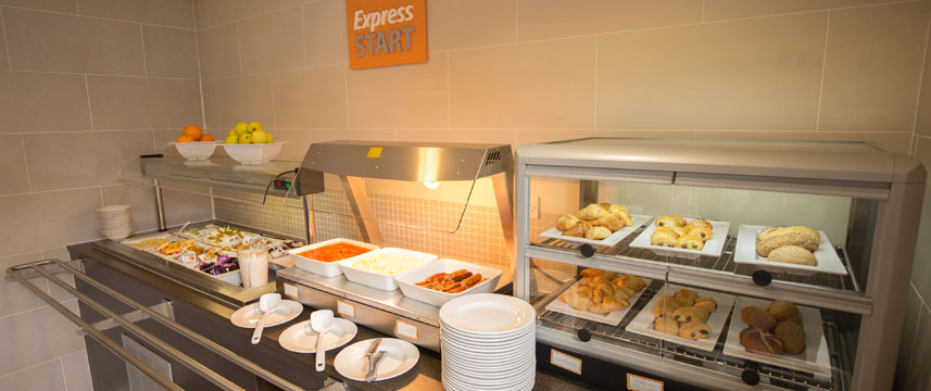 Holiday Inn Express Birmingham South A45 - Buffet