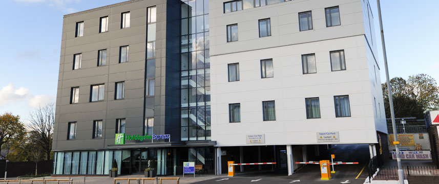Holiday Inn Express Birmingham South A45 - Exterior