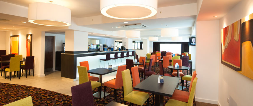 Holiday Inn Express Birmingham South A45 - Restaurant