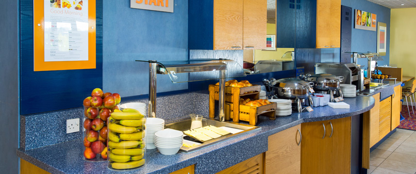 Holiday Inn Express Bradford City Centre - Breakfast Buffet