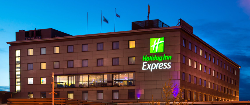Holiday Inn Express Bradford City Centre - Exterior