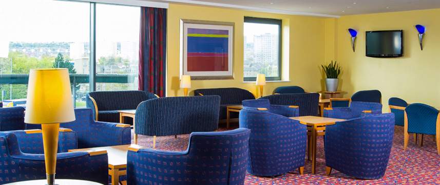 Holiday Inn Express Bradford City Centre - Lounge