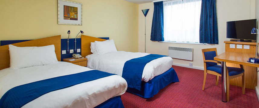 Holiday Inn Express Bradford City Centre - Twin Room