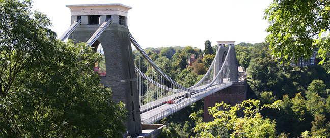 Holiday Inn Express Bristol City Hotel Clifton Bridge Main