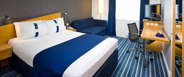 Holiday Inn Express Bristol City Hotel Double Main
