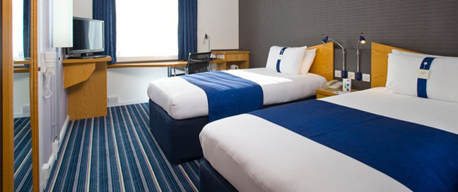 Holiday Inn Express Bristol City Hotel Twin Main