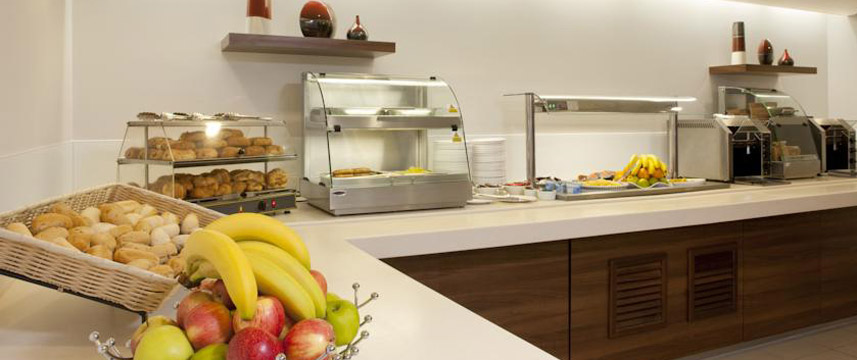 Holiday Inn Express Bristol North Breakfast Buffet