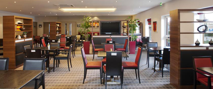 Holiday Inn Express Bristol North Dining Area