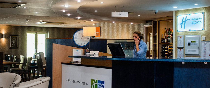 Holiday Inn Express Canterbury - Reception