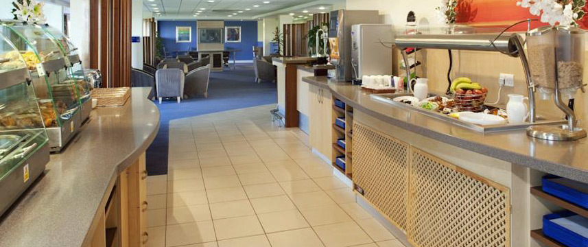 Holiday Inn Express Cardiff Airport - Breakfast Room