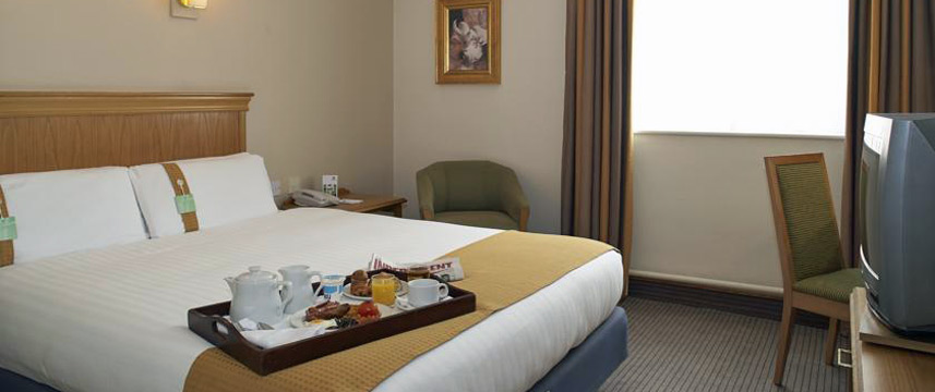Holiday Inn Express Cardiff Airport - Double Room