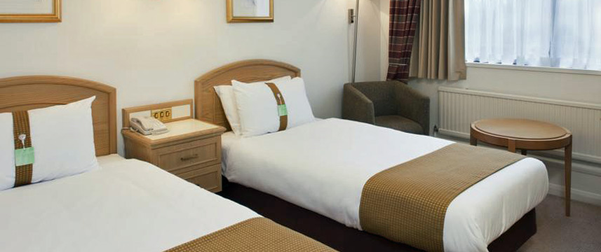Holiday Inn Express Cardiff Airport - Twin Beds